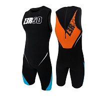 НОВИНКА! SPEED SUIT BLACK ATOLL ORANGE